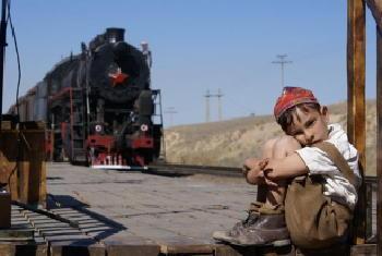 """Geschenk an Stalin"" (Podarok Stalinu), Kasachstan 2008, Regie: Rustem Abdrashov"